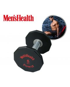 Men's Health - Urethane Dumbbell - 5KG