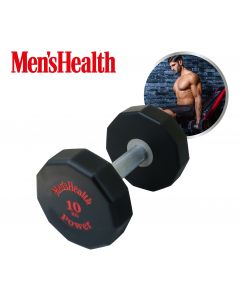 Men's Health - Urethane Dumbbell - 10KG