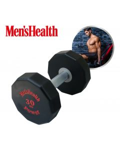 Men's Health - Urethane Dumbbell - 30KG
