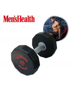 Men's Health - Urethane Dumbbell - 15KG