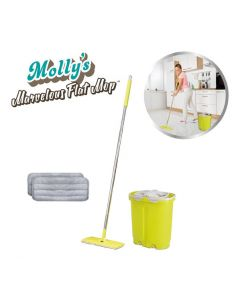 Molly's Marvelous Flat Mop - Cleaning Device