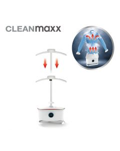 CleanMaxx Iron Dryer - Stoom functie - 1800W