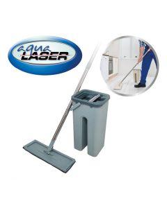 Aqua Laser - Easy Flat Mop BLUE