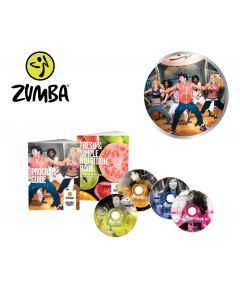 Zumba Incredible Results DVD 4-set
