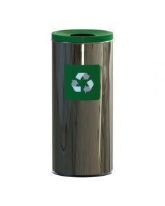 ALDA Eco - Prestige prullenbak 45L – groen