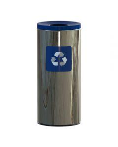 ALDA Eco - Prestige prullenbak 45L – Blauw