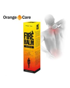 Orange Care - Fire Balm
