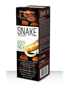 Orange Care - Snake Venom Bodymilk