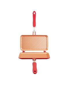 Red Copper - Flipwich DUO - Tosti-IJzer