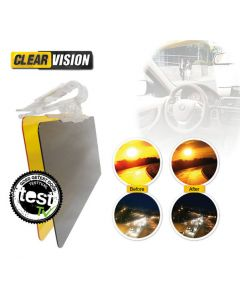 Clear Vision - Auto Zonneklep