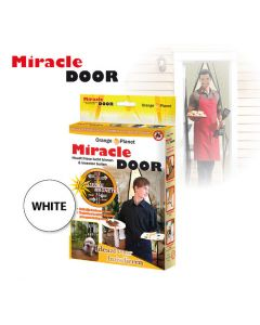 Orange Donkey - Miracle Door - Wit