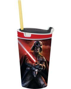 Snackeez Jr. - Darth Vader - Star Wars drinkbeker en snackbox in één