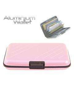 Orange Donkey Aluminium Wallet Rose Quartz