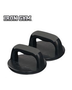 Iron Gym - Roterende Opdruksteunen