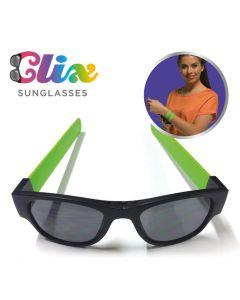 Clix Sunglasses Green
