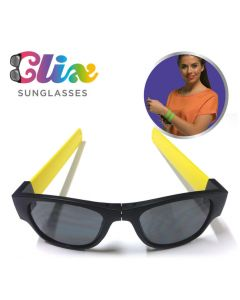 Clix Sunglasses Yellow