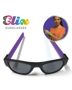 Clix Sunglasses Purple