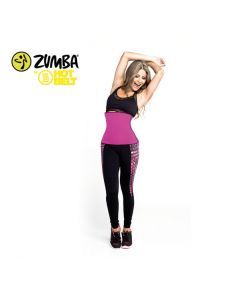 Zumba Hot Belt Pink L/XL