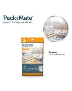 PackMate - Vacuüm Opbergzakken 4-delige set MEDIUM