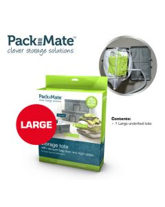 PackMate - Vacuüm Opbergzak met Box LARGE