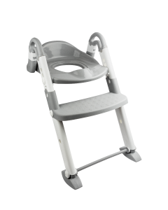 Babyloo Bambino Boost 3-in-1 Training Seat - Grijs/Wit