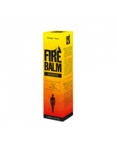 Orange Care - Fire Balm