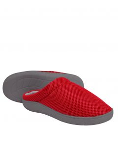 Happy Shoes - Gel Slippers Red - size 38/39