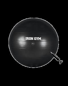 Iron Gym - Exercise Ball 75cm incl. pump
