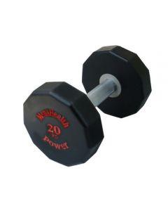 Men's Health - Urethane Dumbbell - 20KG