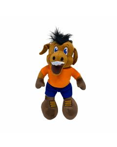 Orange Donkey Knuffel