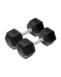 Orange Gym – Hex Dumbbell – 2kg – set van 2