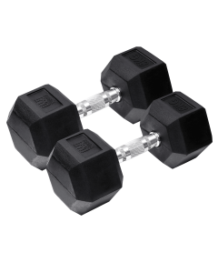Orange Gym – Hex Dumbbell – 8kg – set van 2