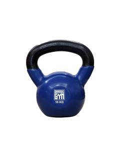 Orange Gym – Vinyl Kettlebell – 10KG