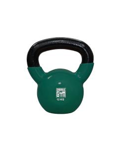 Orange Gym – Vinyl Kettlebell – 12KG