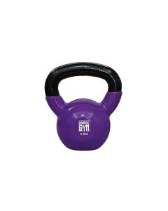 Orange Gym – Vinyl Kettlebell – 6KG