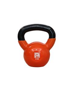 Orange Gym – Vinyl Kettlebell – 8KG