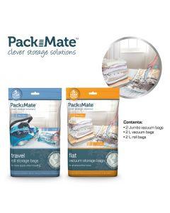 Packmate - Vacuüm Opbergzak - set van 6