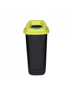 Plafor Prullenbak 90L – Recycling – Groen