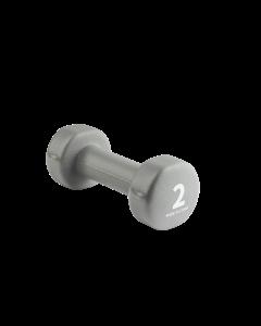 Wonder Core – Neoprene Dumbbell – 2kg